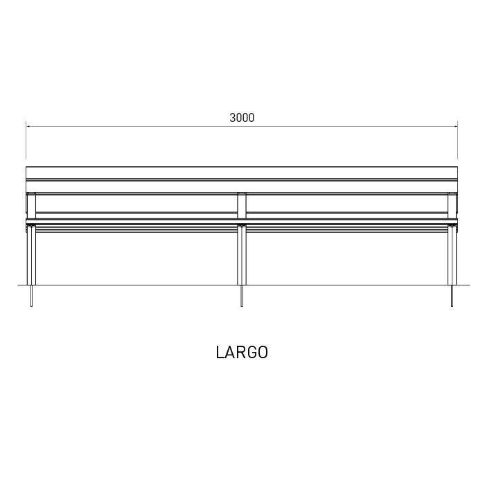 CABRIOLET-LARGO