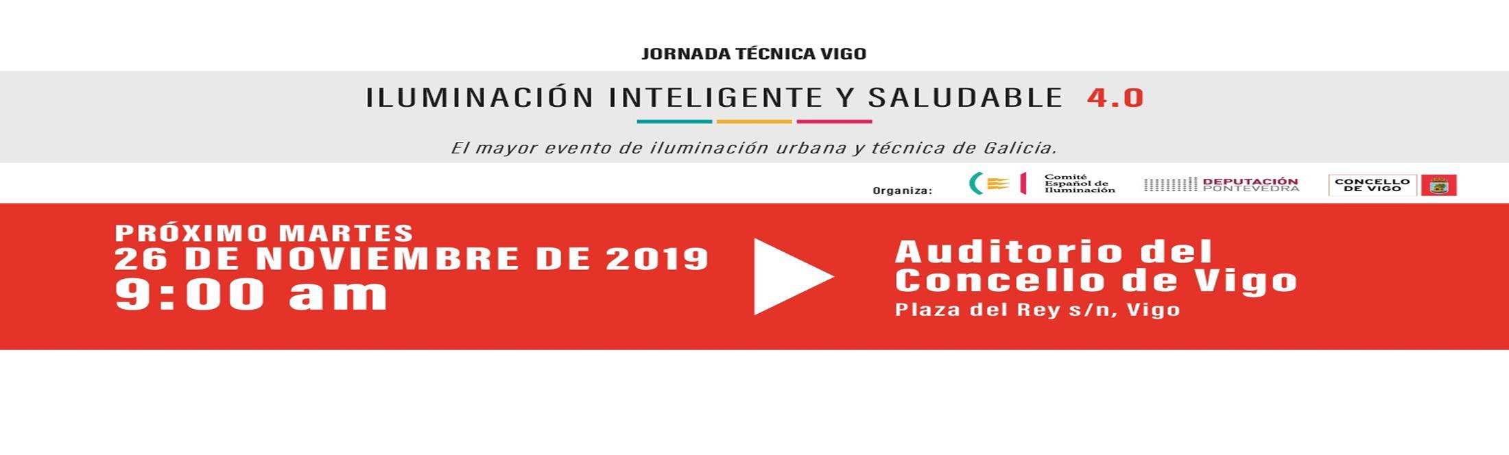 Jornada Técnica Iluminación Inteligente y Saludable 4.0