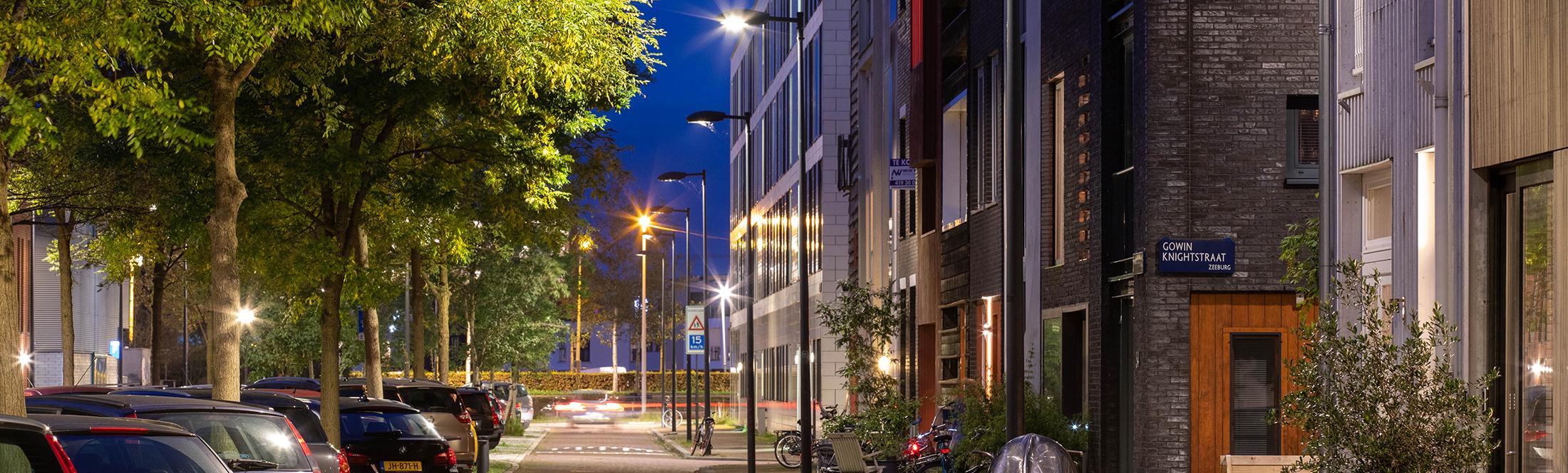 La conquista LED de las calles de Ámsterdam avanza por buen camino